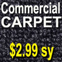 Fast Lane Commercial Carpet Sale