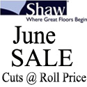 June shaw flooring Sale