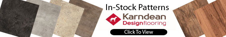 Karndean LooseLay Vinyl Tile Flooring In-Stock