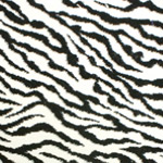 Animal Print Carpet - Zebra Print Carpet