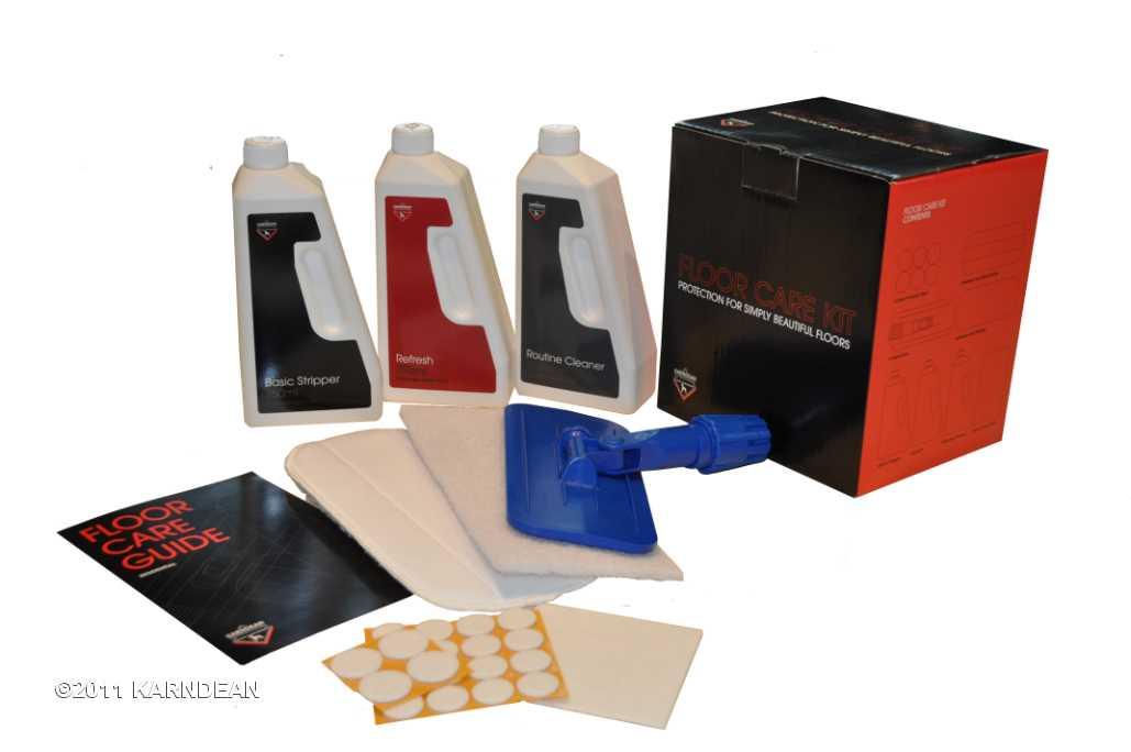 Karndean - Floor Care Kit