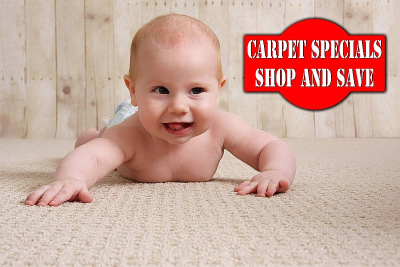 Carpet Specials and Deals on Our In-Stock Flooring Styles