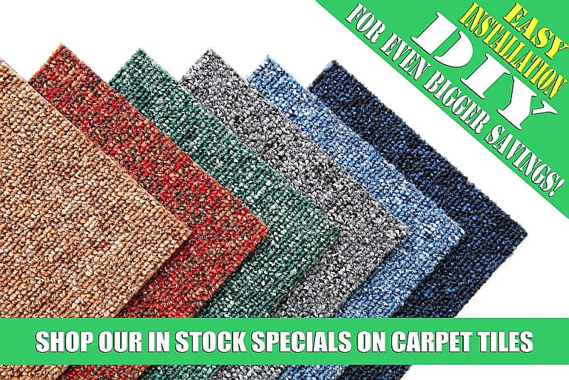 Do It Yourself Carpet Tiles