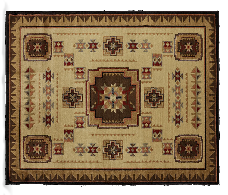 Win this FREE Aztec Area Rug! One Given Away Each Day!