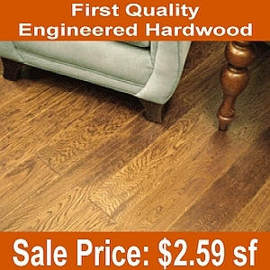 First Quality Hardwood Starting at 2.59$ Sq Ft