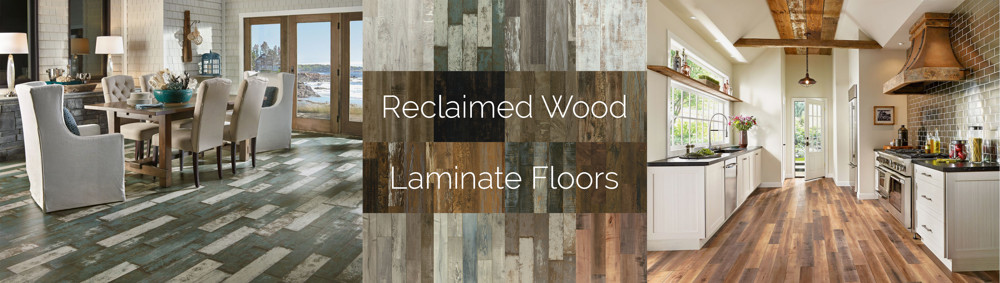 Reclaimed Laminate Flooring Image