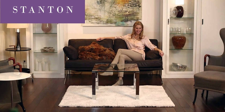 Join the rug revolution by Stanton.